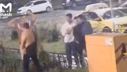 В Подольске памятнику Дзюбе вандалы оторвали голову (видео)