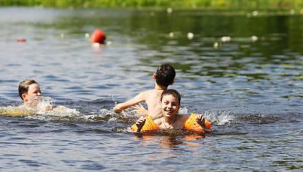 Запрет на купание снят на двух пляжах Могилевской области