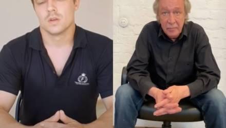 «Из трагедии сделали шоу»: сын погибшего в ДТП с Ефремовым записал видео