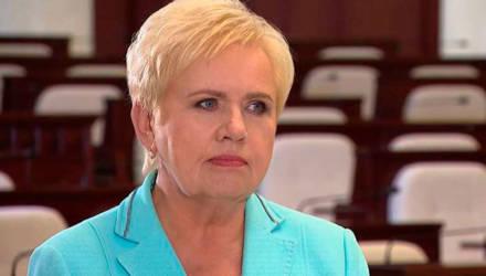 Ермошина считает обоснованным отказ Бабарико и Цепкало в регистрации кандидатами