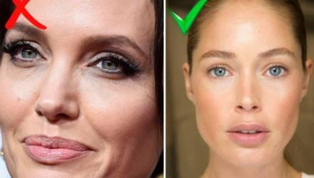 Минус 10 лет: 6 лайфхаков в макияже, которые сделают вас моложе за 5 минут