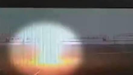 Молния попала в 16-летнего футболиста прямо во время тренировки (видео)