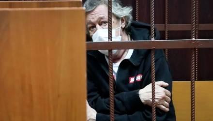 Прокуратура потребует Ефремову срок от 5 до 12 лет