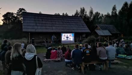 В Могилеве стартует сезон кино под открытым небом: начинают с «Римских каникул»