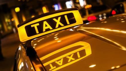 Поездку в такси в Могилеве теперь можно оплатить и по QR-коду