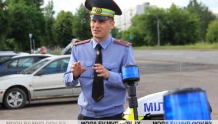 В Могилевской области — новый начальник ГАИ. Рассказываем, что о нем известно