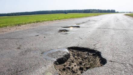 Прокуратура прошлась по дорогам Могилевской области. Вывод: все плохо