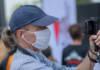 В Могилеве блогер вел прямую видеотрансляцию акции протеста — ему дали 8 суток за участие в ней