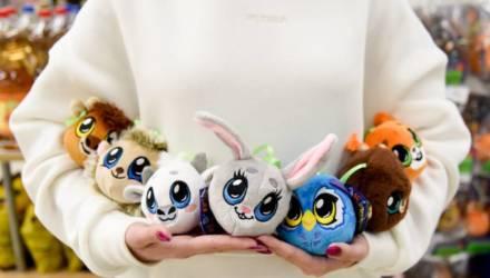 По следам «Бонстиков». «Евроопт» запустил коллекцию мягких ёлочных игрушек