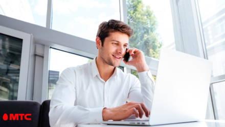 МТС предложил офисный интернет вместе с мобильным безлимитом