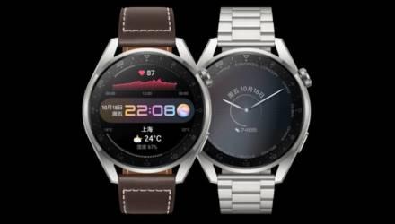 HUAWEI открыл для могилевчан предзаказ на Watch 3. Умные часы с eSIM доступны со скидкой и подарком